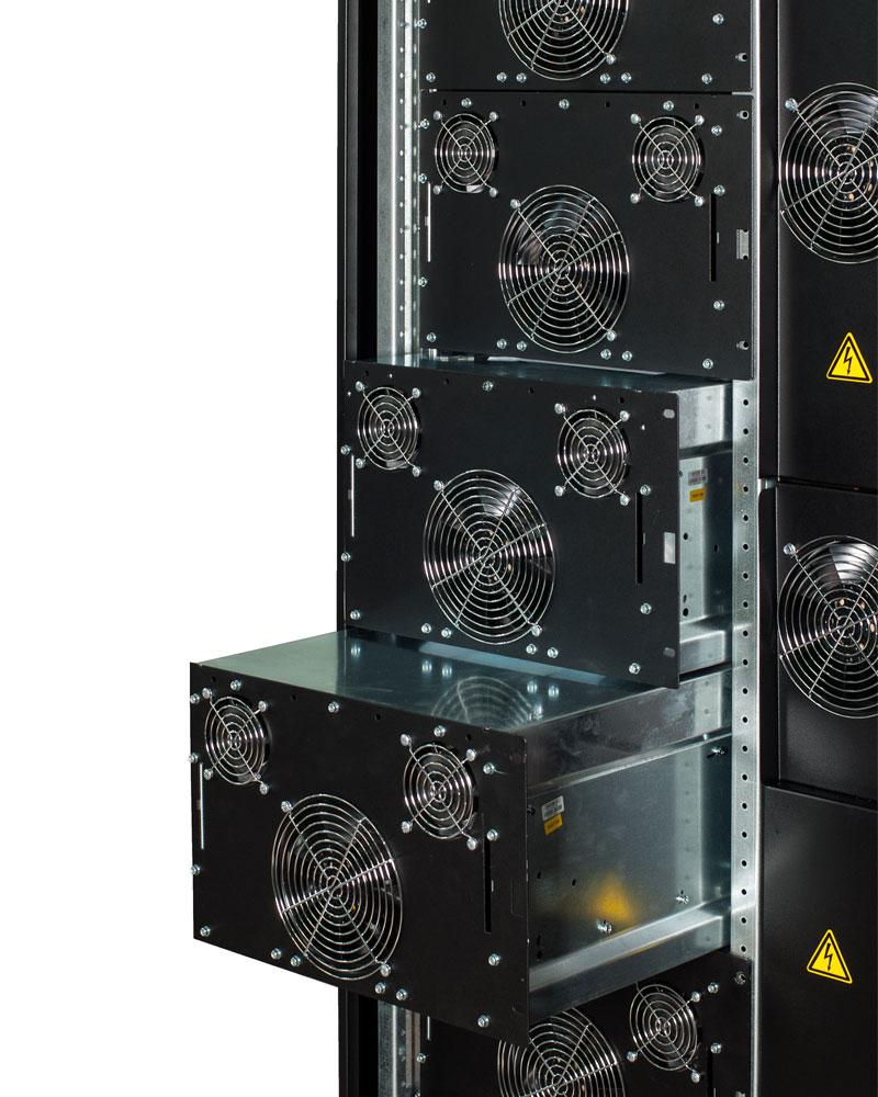 Borri modular UPS UPSaver