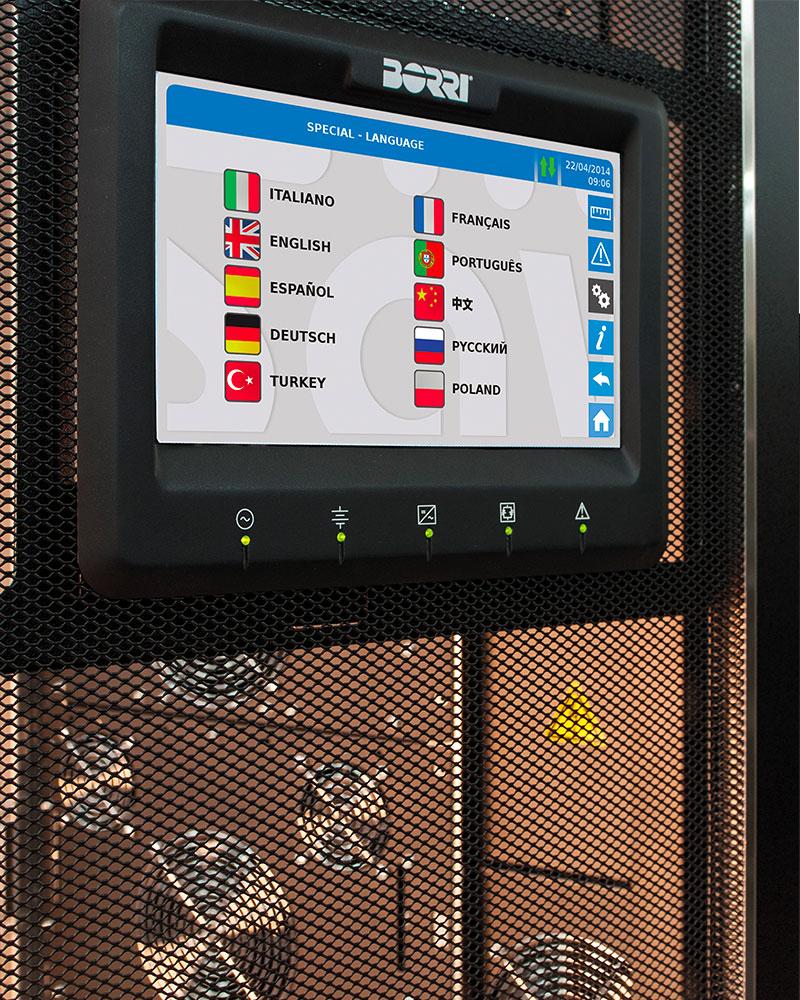 UPSaver UPS modulare Borri