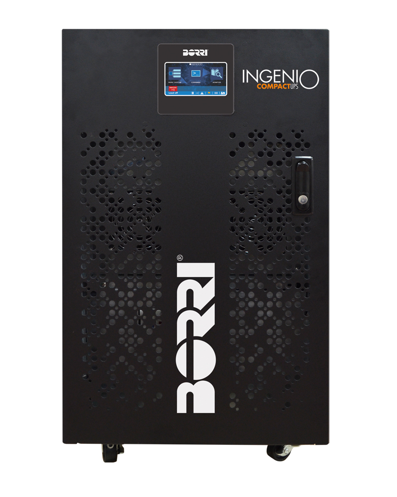 Borri UPS Ingenio Compact 10-20 kVA front view