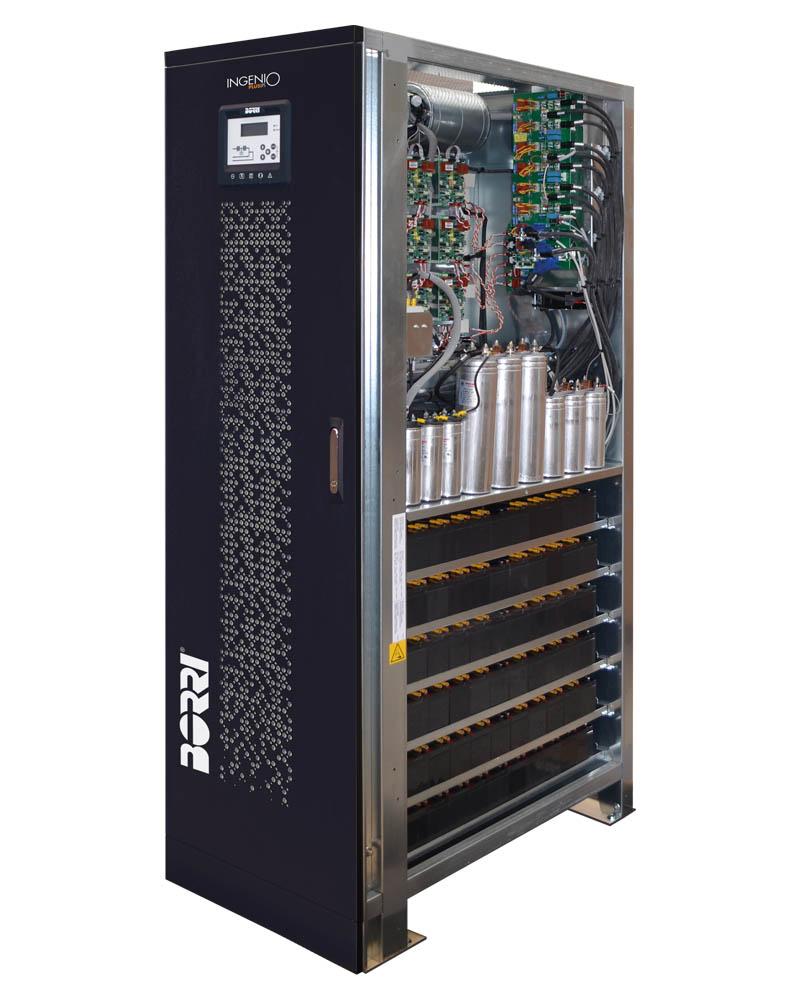 Ingenio PLUS 60-160 kVA interior view