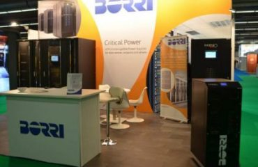 Data Centre World Frankfurt - Borri Stand