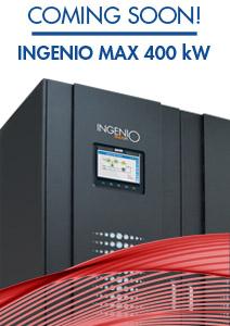 Nuovo UPS Ingenio MAX 400 kW