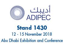 ADIPEC 2018 Borri Stand 1430