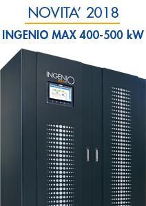 UPS Ingenio MAX 400-500 kW