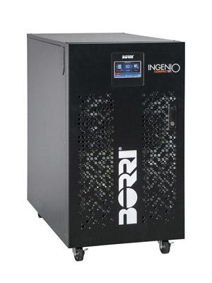 Borri UPS Ingenio Compact_10-20 kVA vista laterale