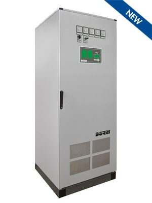Industrial UPS, rectifiers, battery chargers and inverters - Borri