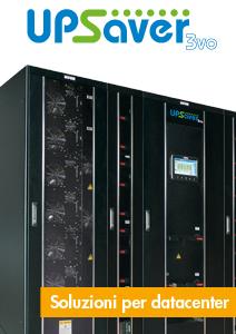 UPSaver 3vo UPS modulare per data center