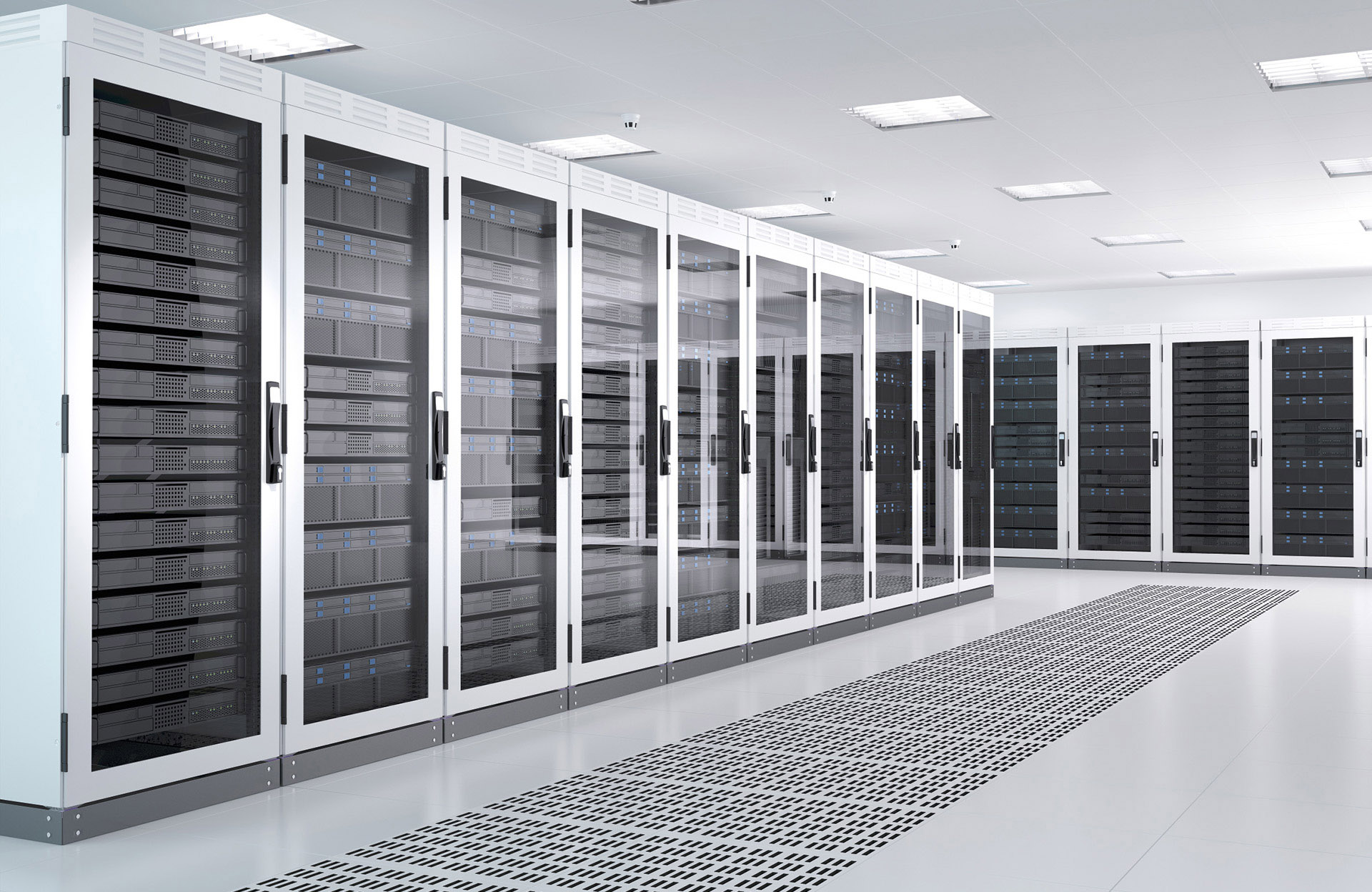 Small and medium data centers
