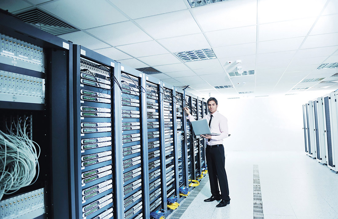 Large data centers