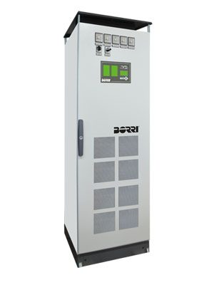 Borri E3001 Compact 3-Phase UPS from 5 to 30 kVA